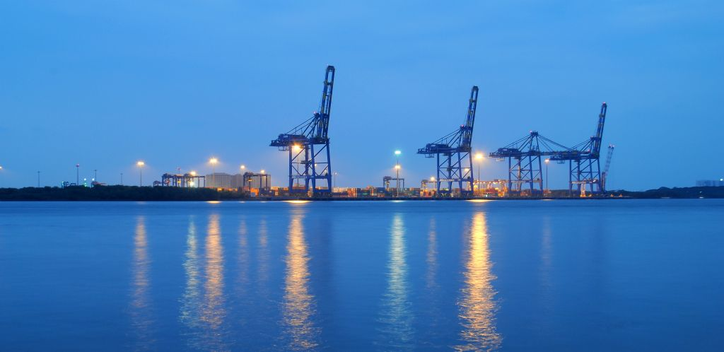 Does South India Need Three Trans-Shipment Ports to Compete With Colombo?