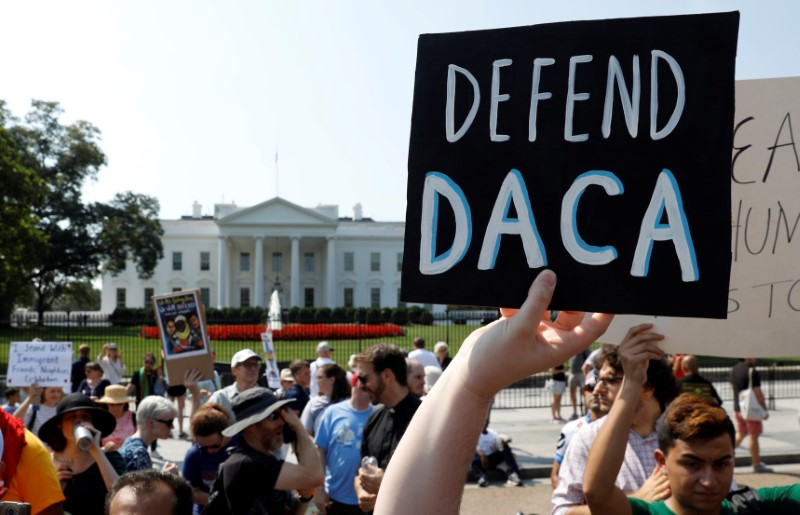 US Supreme Court Rejects Trump Over 'Dreamers' Immigrants