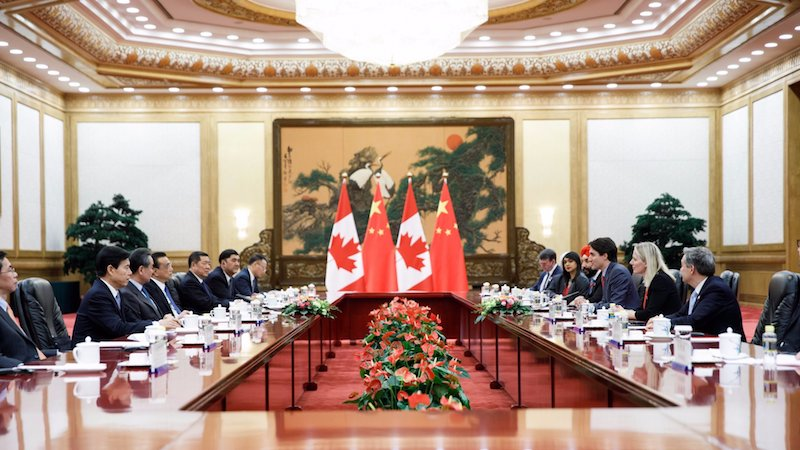 Canada and China to Strengthen Cooperation on Climate, Carbon Markets