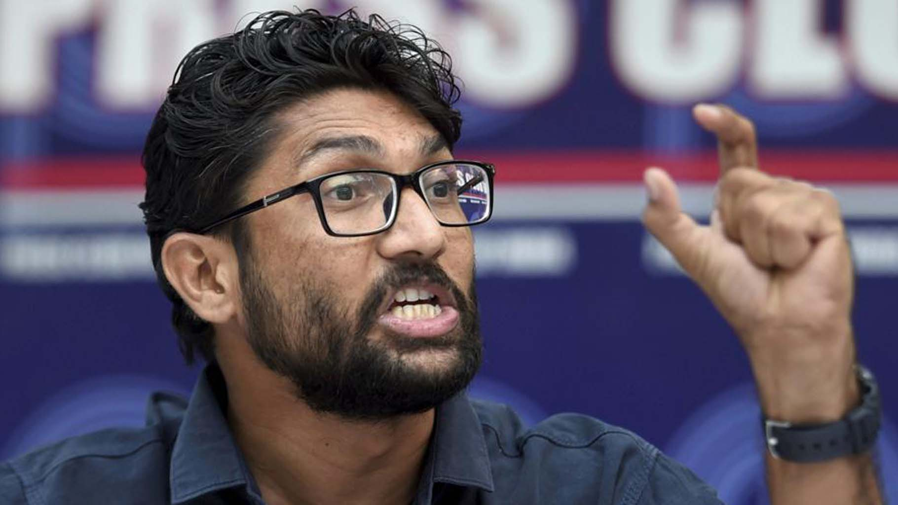 Jignesh Mevani Not Allowed to Meet Bhim Army at Muzaffarnagar Jail