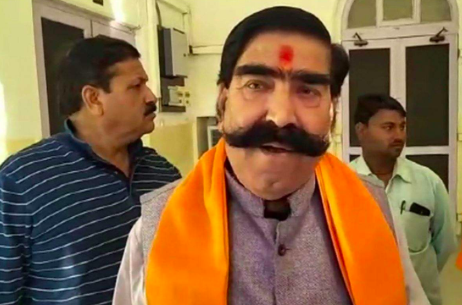 'If You Smuggle and Slaughter Cows, You Will Be Killed': BJP MLA Gyan Dev Ahuja