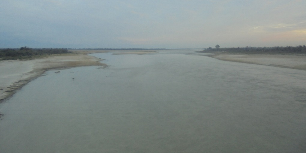 What Is Happening to the Siang River in Arunachal Pradesh?