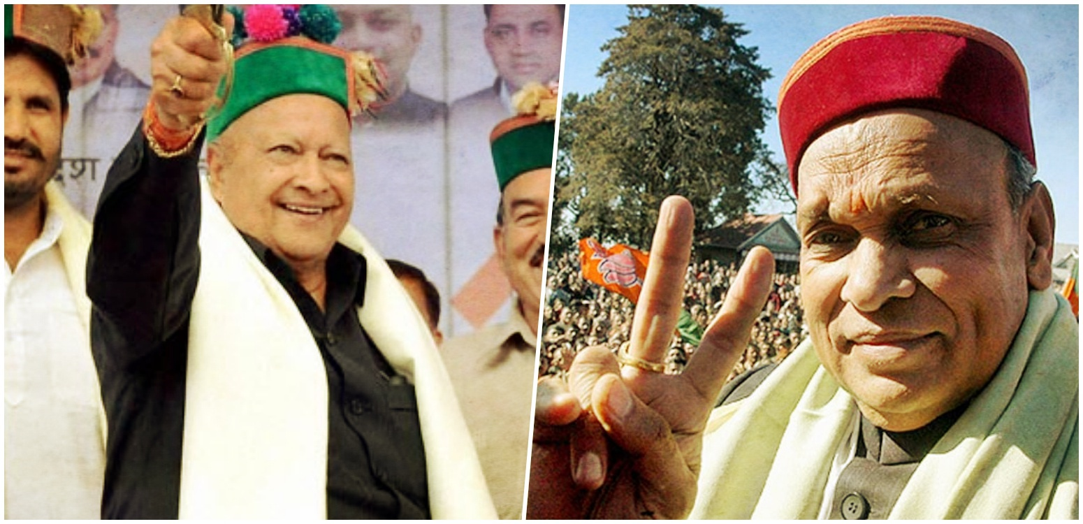 election results, himachal pradesh elections
