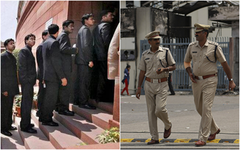 What is good for the IAS is not necessarily good for the country, and the same thing applies to the IPS. Credit: PTI