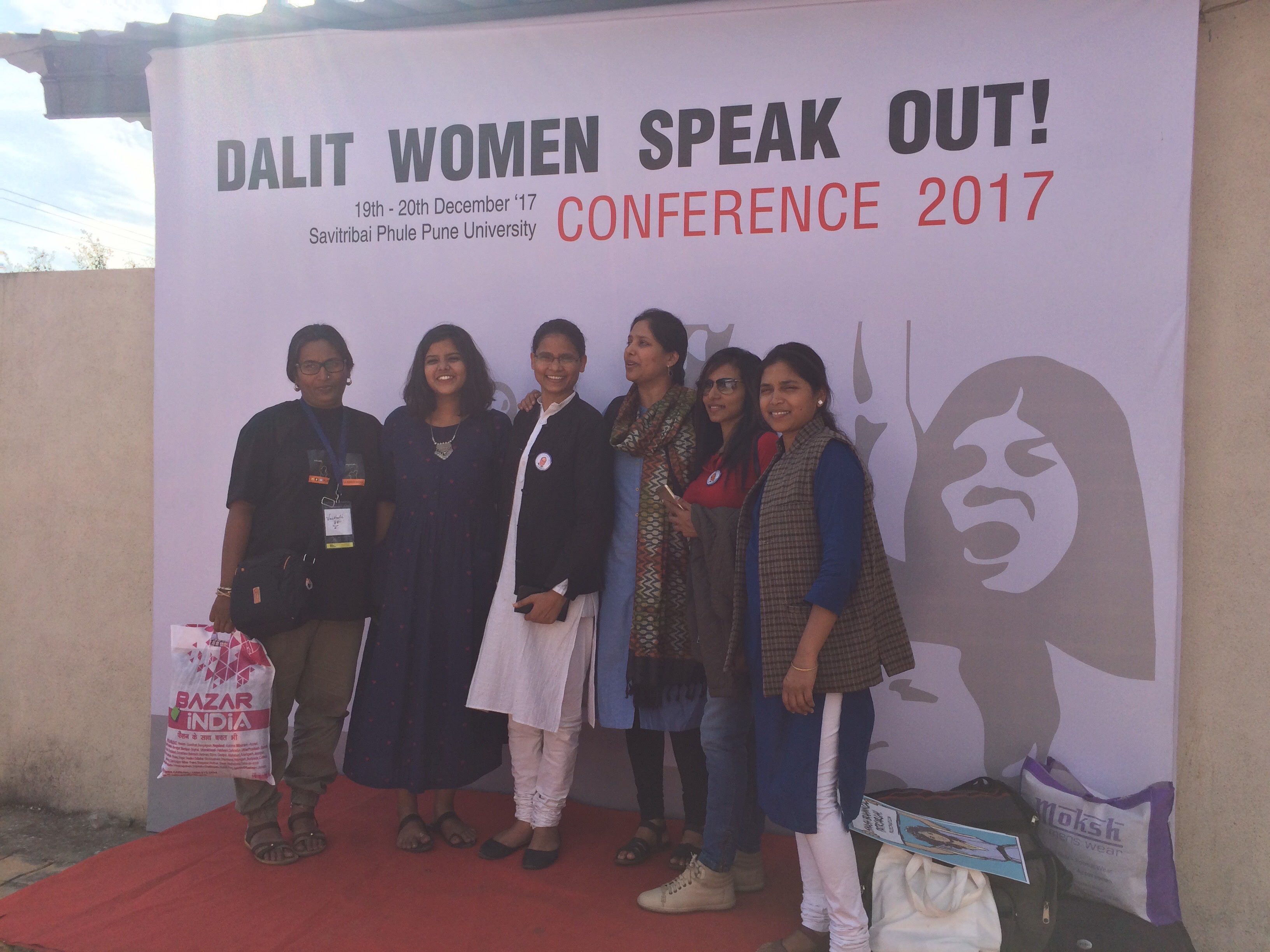 Women at the conference. Credit: Varsha Torgalkar