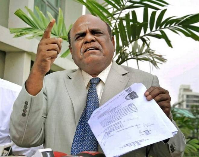 Madras HC Rejects Plea Seeking Release of Justice Karnan