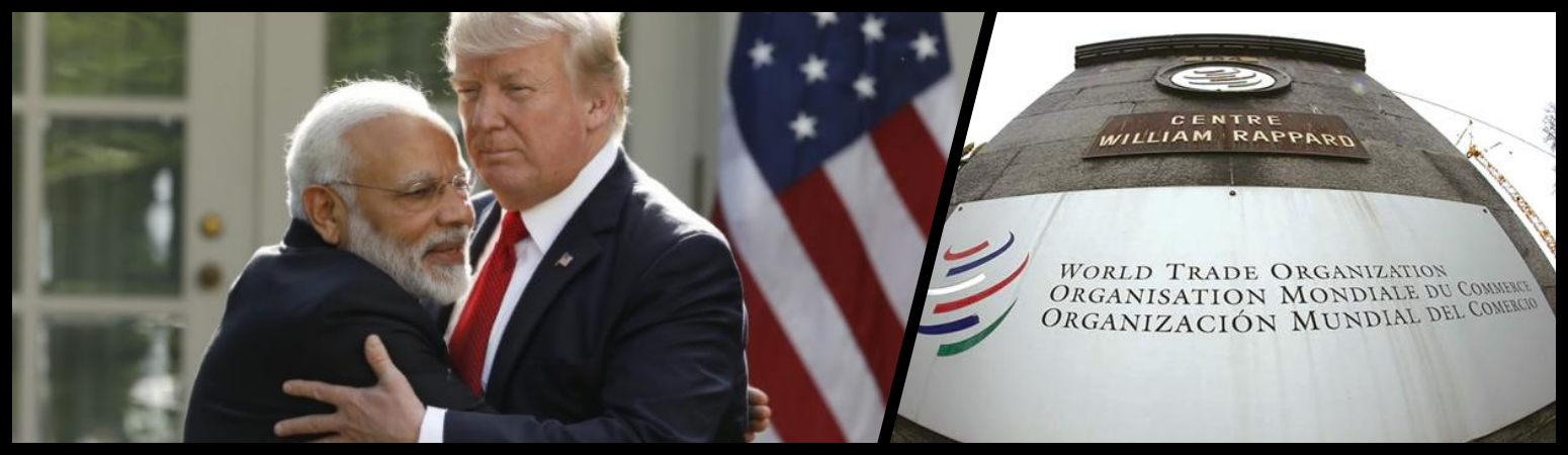 India's Strategic Embrace of the US Has Failed to Extend to the WTO