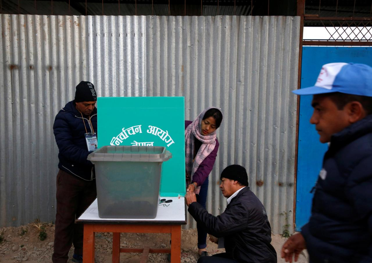 Nepal Hopes for Stability Ahead of Parliamentary and Provincial Assembly Elections