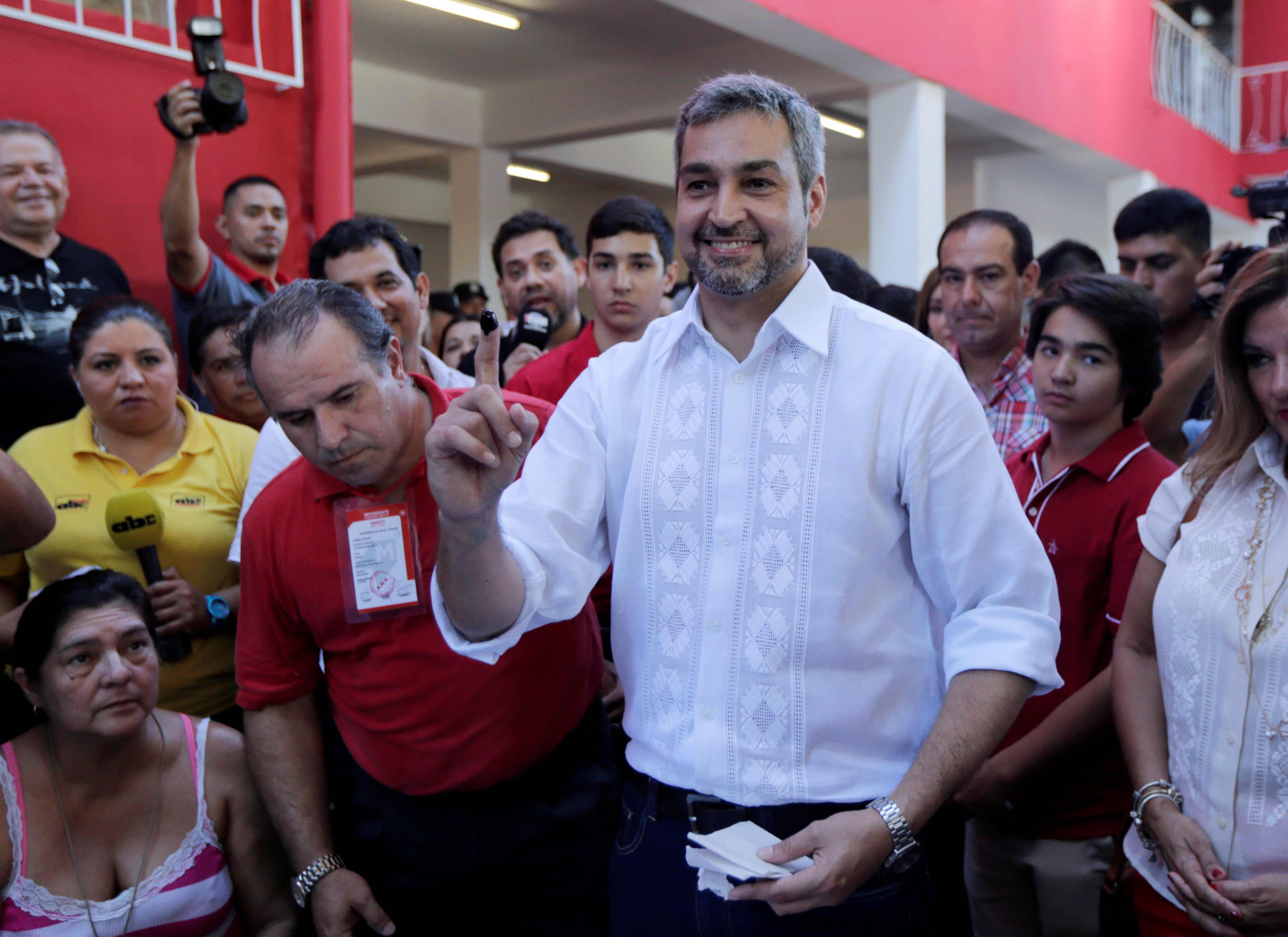 Paraguay Senator With Dictatorship Ties to Run for President