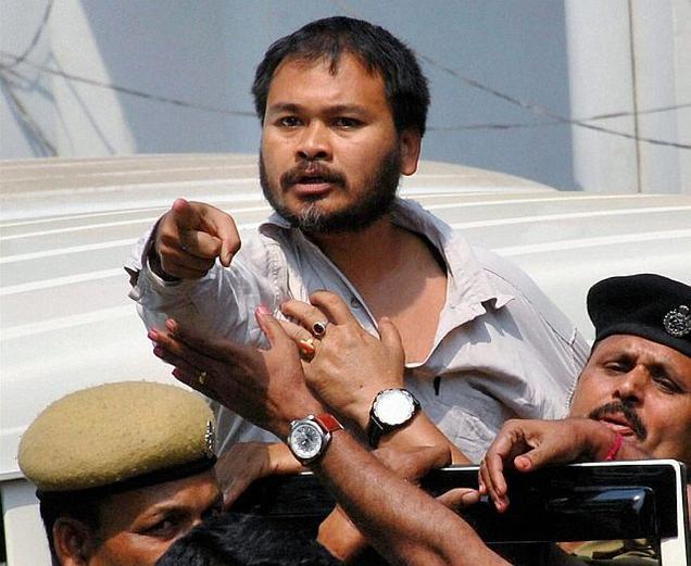 Gauhati HC Quashes NSA Detention Order Against Assam Peasants' Leader Akhil Gogoi