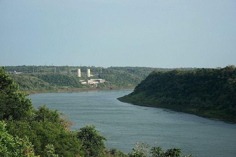 River Parana, Paraguay. Credit: Wikimedia Commons