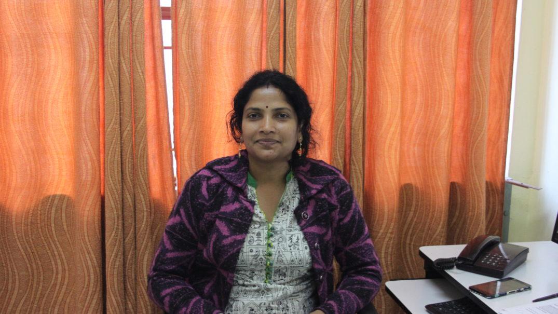 Sangeeta Lenka. Credit: The Life of Science