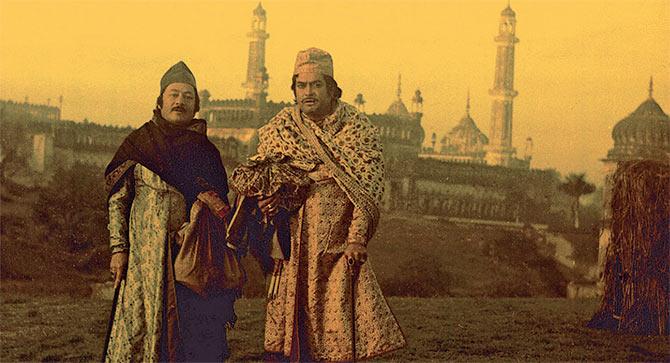 The Joys and Tribulations of Producing Satyajit Ray's 'Shatranj ke Khiladi'