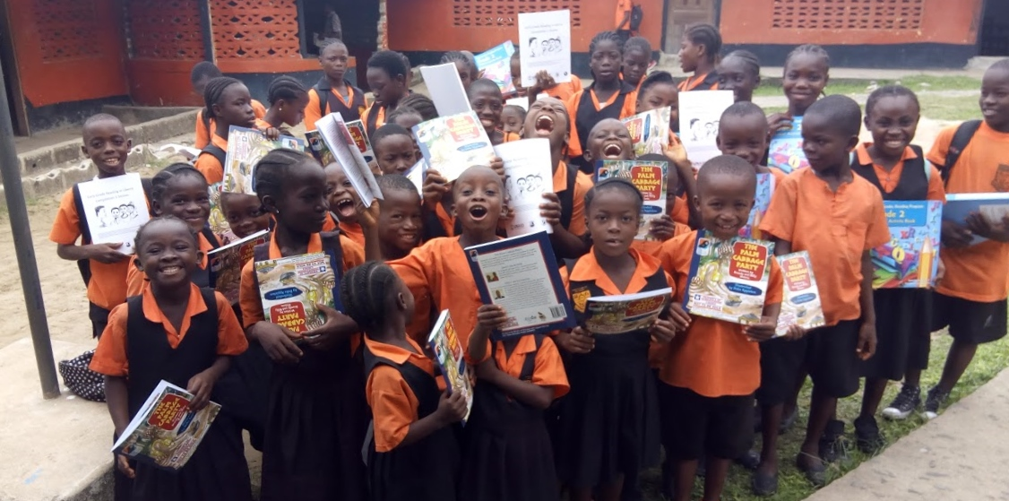 How Refugees in Ghana and Liberia Started a School for Their Own