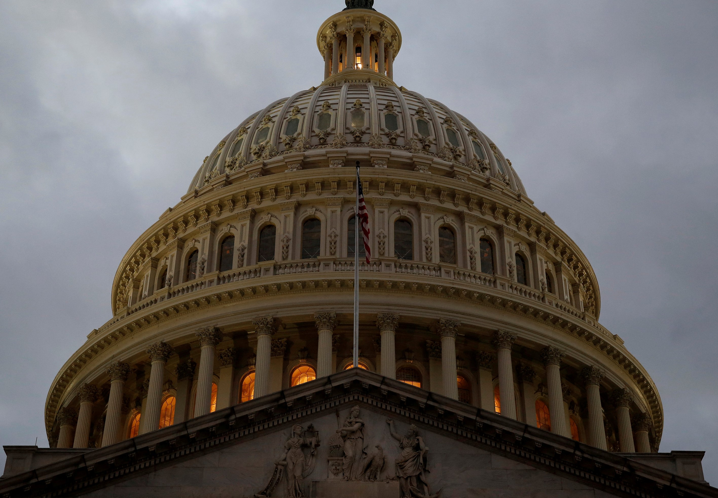 US Senate Adopts Republican Tax Bill
