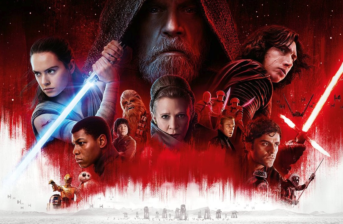 'The Last Jedi' Is a Visual Spectacle but Does Not Have a Lasting Impact