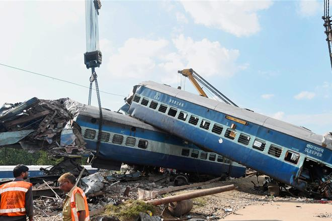 As Rail Accidents Mount, New High-Tech Accident Prevention System Is Yet to See Light of Day