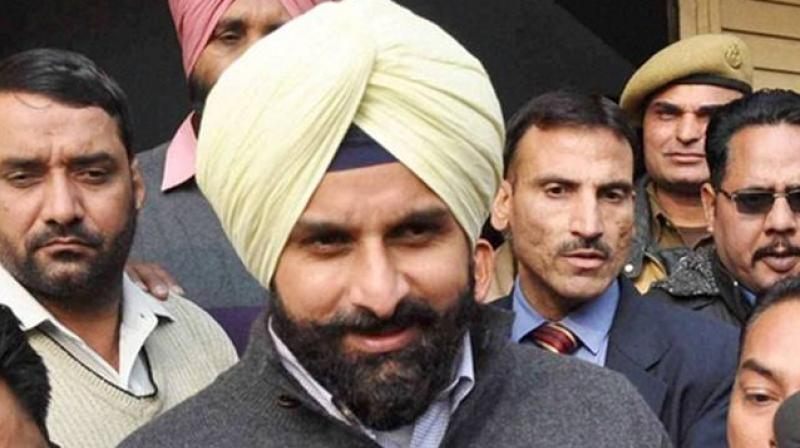 Centre's Withdrawal of Majithia's Z-Plus Security Politically Motivated: Akali Dal