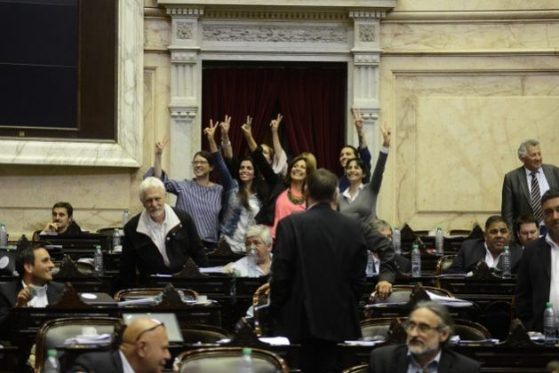In a Historic Step, Lawmakers Impose Gender Parity in Argentina's Congress