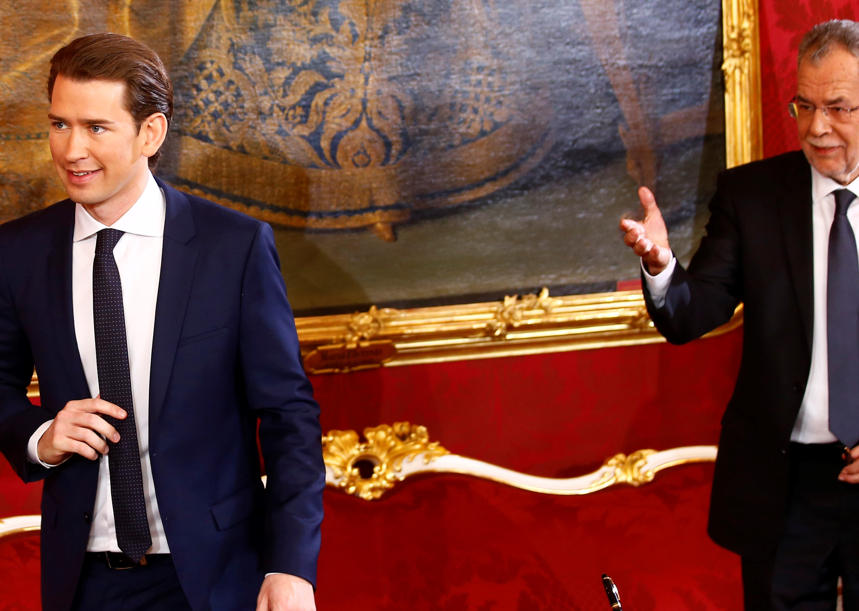 Newly-Elected Austrian Chancellor Says He Is 'Pro-European'
