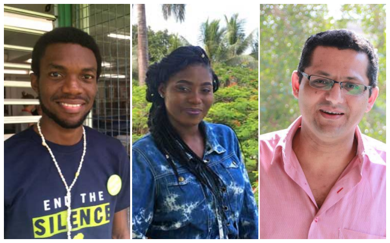 Meet Three Civil Society Activists Continuing Their Struggles Despite Threats