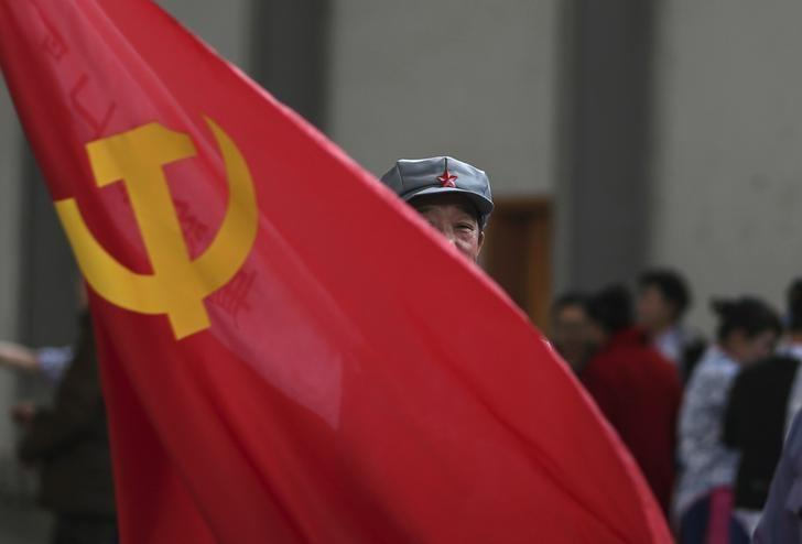 Chinese Communist Party Forbids Members From Celebrating Christmas