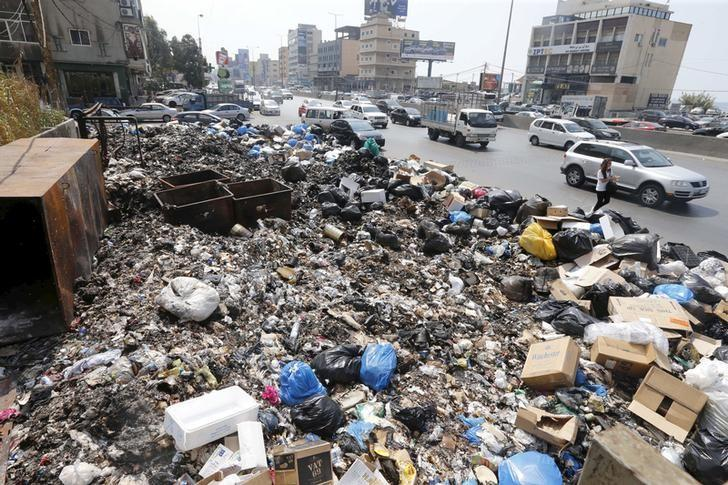 Civil Society Groups in Lebanon Announce Launch of New Waste Management Coalition