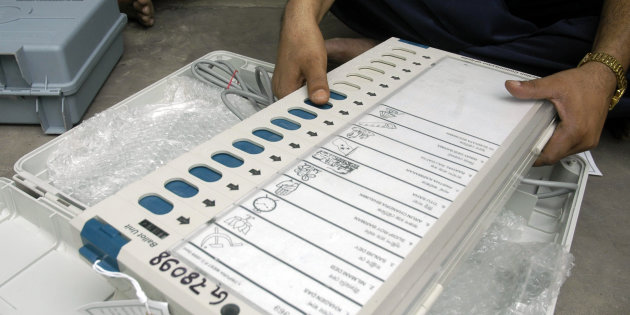 Tally Atleast 10-15% of All Votes with VVPAT: Congress