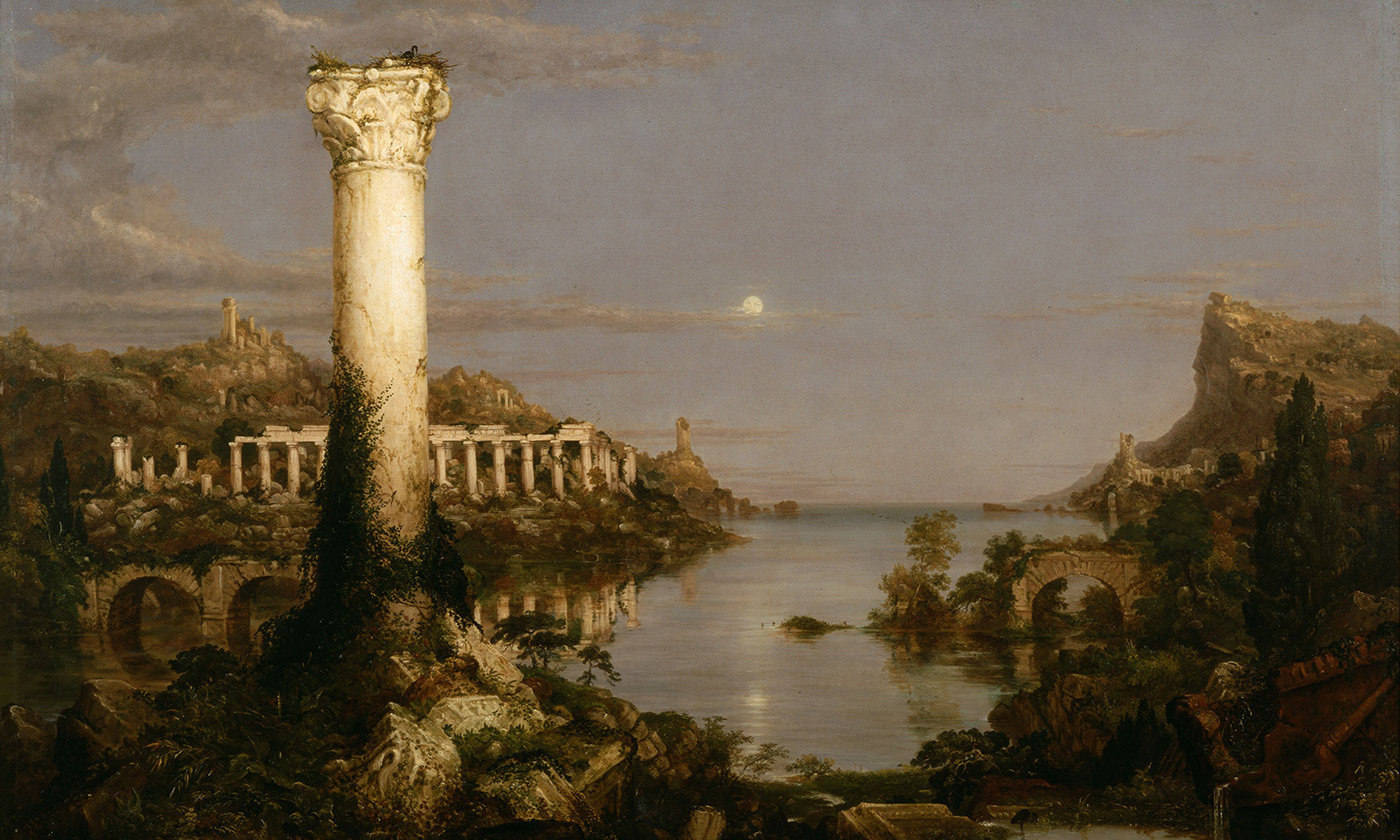 Climate Played a Major Role in the Rise and Fall of Roman Civilisation