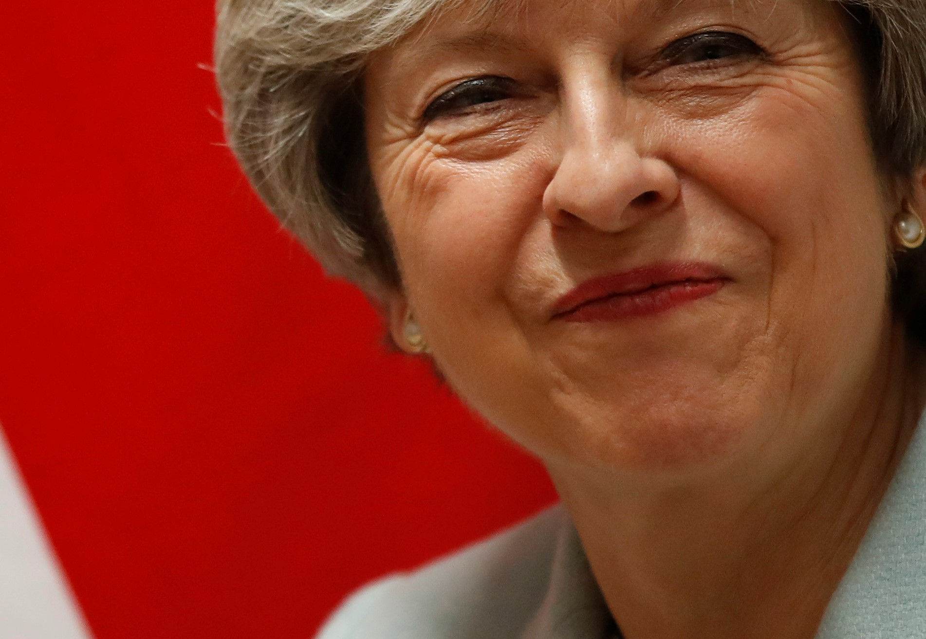 Theresa May Hopes to Break Impasse Over the Brexit Talks at Monday Meeting