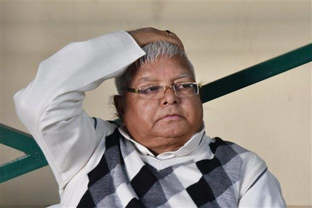 Lalu Prasad Convicted in Fodder Scam Case; Mishra, Five Others Acquitted
