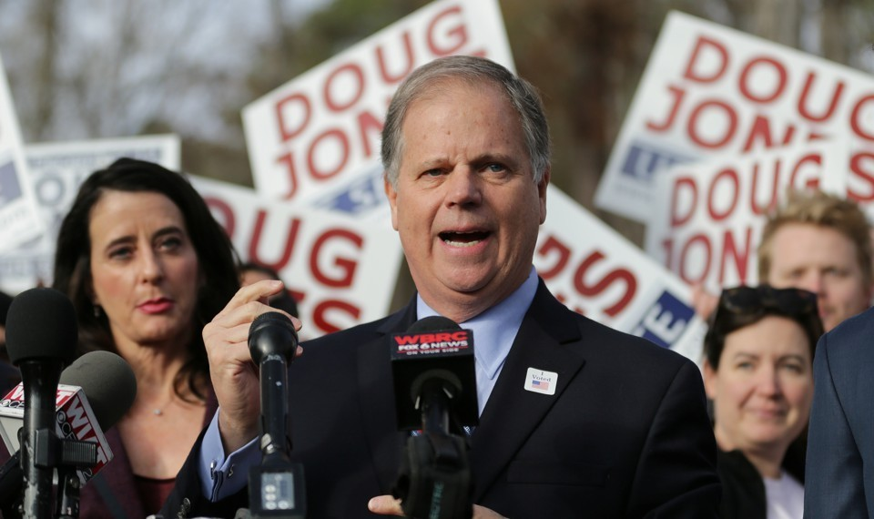 Doug Jones's Victory in Conservative Alabama Could Have Long-Term Implications for Republicans