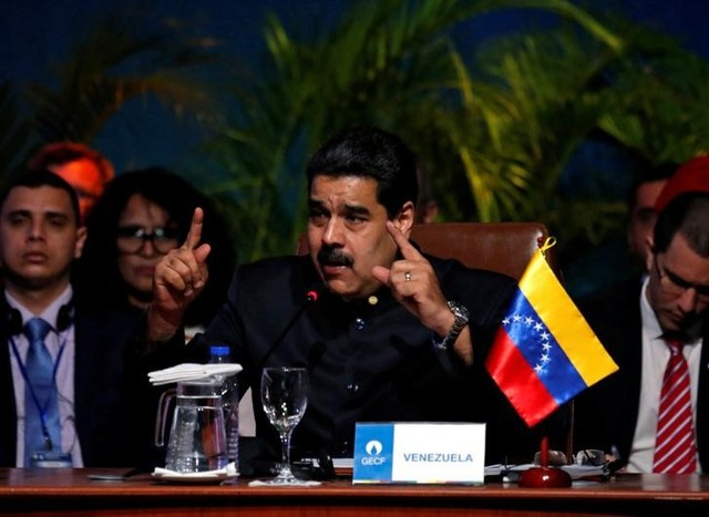 Venezuelan President Accuses 'Terrorists' of Breaking in and Stealing Weapons From Military Unit