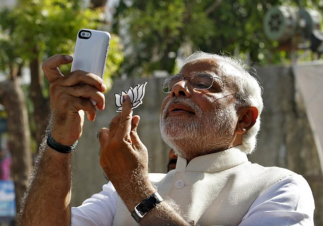 The PMO handle is primarily for dissemination of news, says the Centre. Credit: Reuters