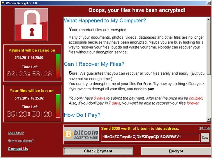 US Blames North Korea for 'WannaCry' Cyber Attack