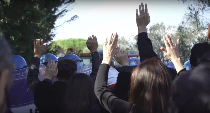 Meet the People Blocking a New Gas Mega-Pipeline in Southern Italy