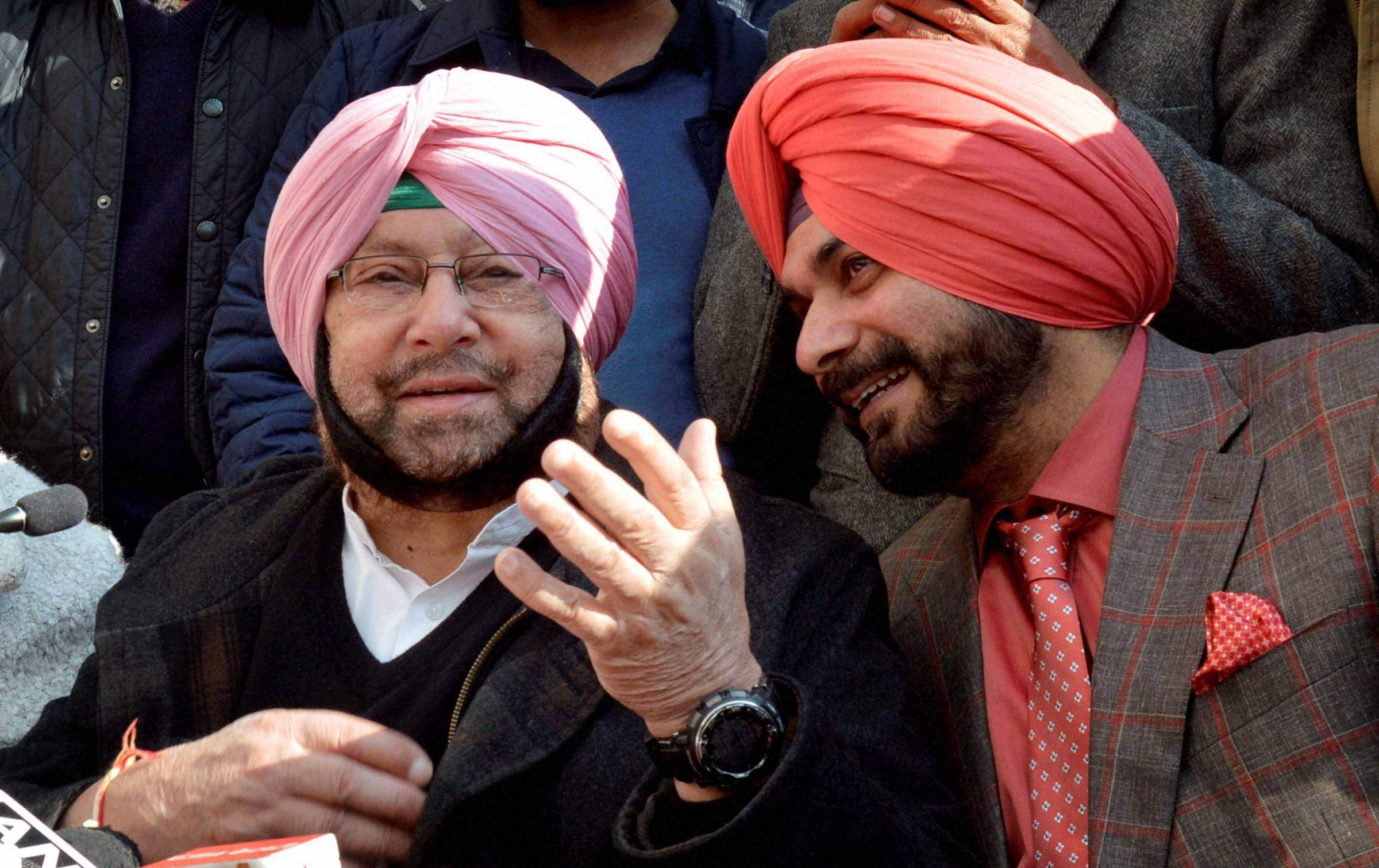 With Sidhu 'Almost Certain' To Be Made Punjab Congress Chief, Tensions Escalate Within Party