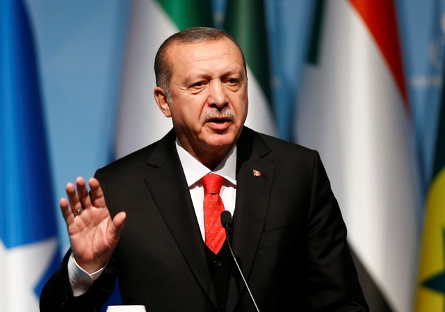 At UN, Erdogan Says Turkey Seeking to Annul Trump Decision on Jerusalem